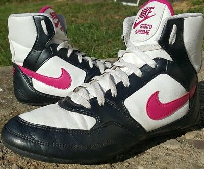 RARE Colorway Nike Greco Supreme Wrestling Shoes Size 9.5
