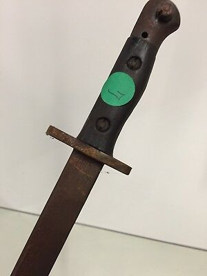 Antique French German Bayonet Officer Modele WWI Napoleon Napoleonic Scabbard 4