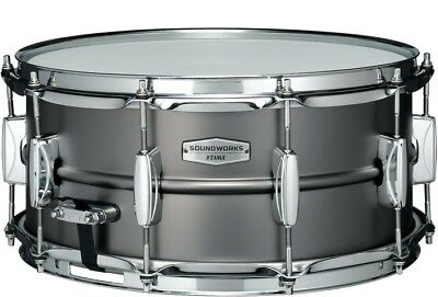 Tama Soundworks Steel Snare - DST1465 - 14'' x 6''