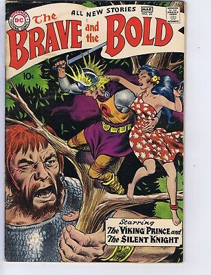 Brave and the Bold #22 DC Pub 1959