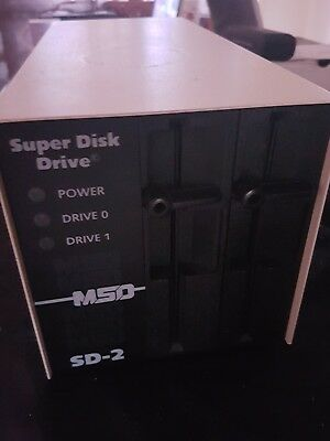 MSD Super Drive for the C64 Vic20 PET