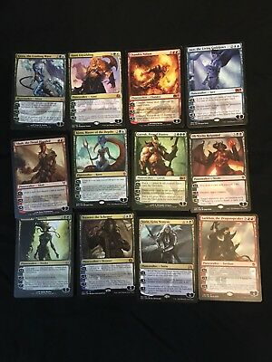 MTG Magic the Gathering Planeswalker Mythic Rare Lot **READ**