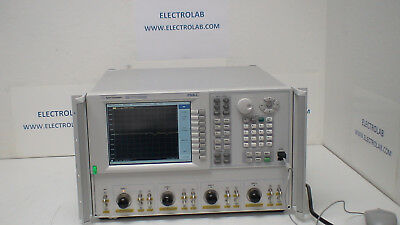 Agilent N5230C 300 KHz to 20 GHz, 4-Port PNA-L Microwave Network Analyzer op:245