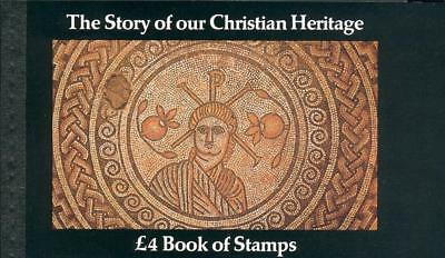 GB 1984 booklet Story of Christian Heritage ** MNH fq23