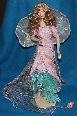 Porcelain Doll -- Cyrena Princess of Atlantis by Lynn Lupetti