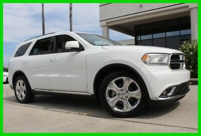 2014 Dodge Durango Limited 2014 Limited Used Certified 3.6L V6 24V Automatic RWD SUV 100K Mile Warranty