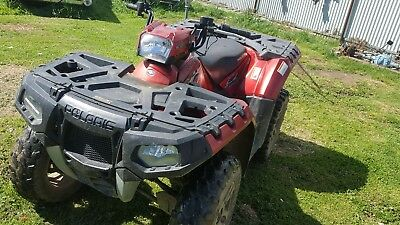 polaris 850 4x4 quad