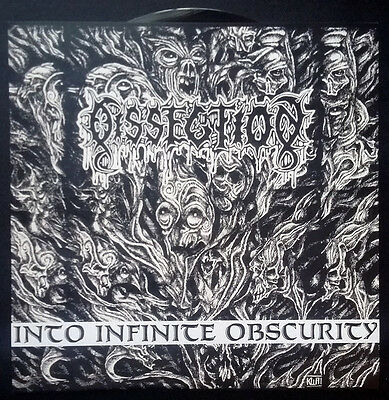 """DISSECTION Into Infinite Obscurity 7""""EP Ltd. #33 Remastered ABSU MARDUK WATAIN"""
