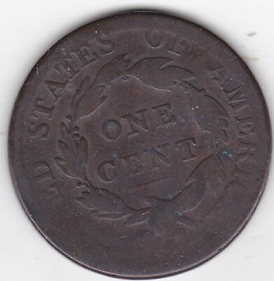 1813 United States of America One Cent Coin