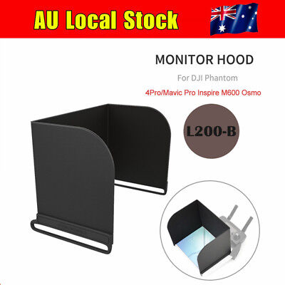 Handheld Usefulness Sun Shade L200 Molded Silicon Parts for DJI RC Quadcopter