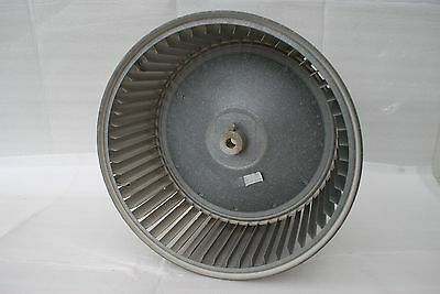 "Squirrel Cage Blower Wheel  11 7/8"" x 9 1/2"" x 1/2"" shaft - Trane air handler"