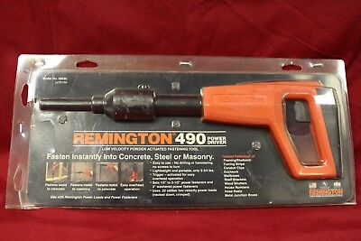 Remington 490 Power Driver Tool NEW
