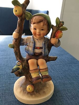 Hummel goebel figurine Apple tree boy