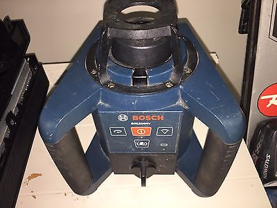BOSCH Power Tools GRL250HV Self Leveling Rotary Laser