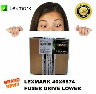 Brand New Lexmark 40X6574 Fuser Drive Lower Retract C950 X950 X952 X954