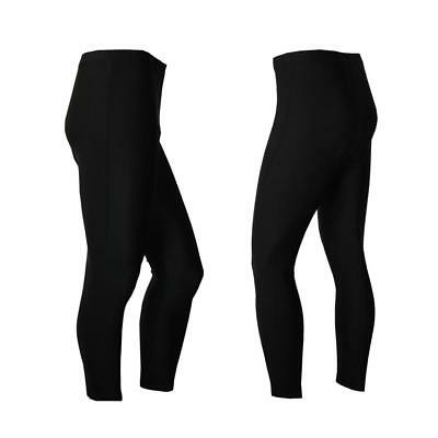 Men' Cycling Simple Pants Padded Bike/Bicycle Casual Sports Outdoor Tights XL