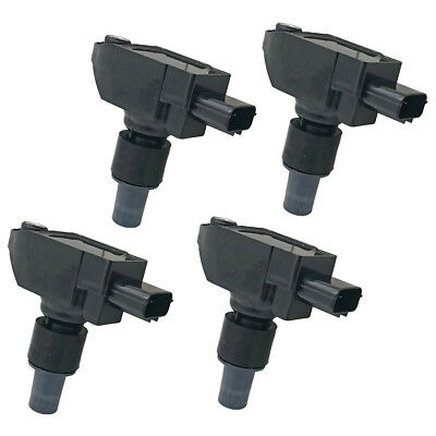 (4) NEW Ignition Coil Packs For Mazda RX-8 RX8 SE3P 1.3L 2003-12 N3H1-18-100