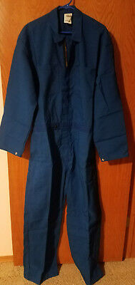 NEW Coverall XXL Nomex III Aramid Dupont navy flame resistant  Free Shipping