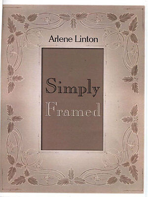 DECORATIVE  ART  -  SIMPLY FRAMED by Arlene Linton
