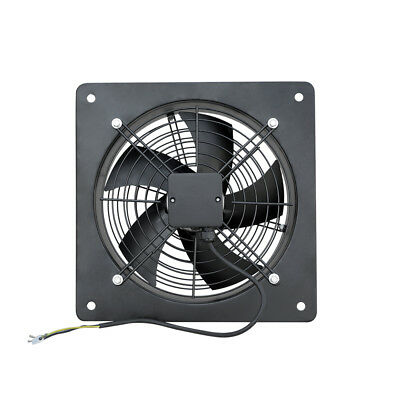 Brand New Ventilation Extractor Axial Exhaust Commercial Blower Plate Fan 220v
