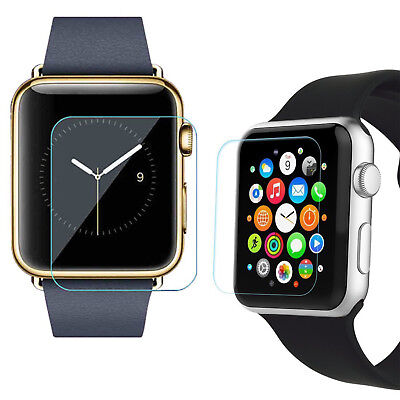 Screen Protector Front Cover Film for Apple Watch 38mm & 42mm iWatch Ultra Clear