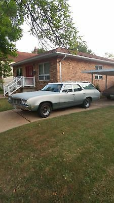 1970 Buick Other  1970 BUICK SPORTWAGON