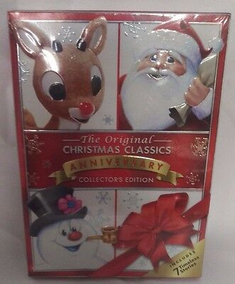 the original christmas classics dvd 2015 anniversary collectors edition new