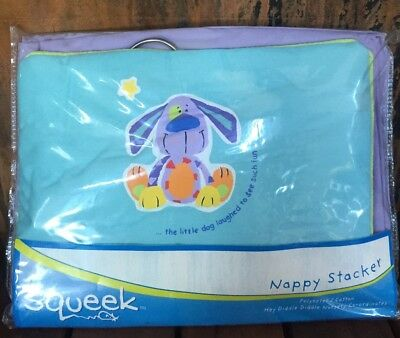 Squeek Nappy Stacker New