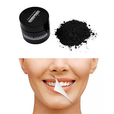 Activated Bamboo Charcoal Natural Toothpaste Teeth Whitening Polish Power NW