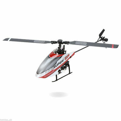 WALKERA Super CP 6CH Flybarless 3D Gyro System 6 CH Helicopter Body Only  NO TX