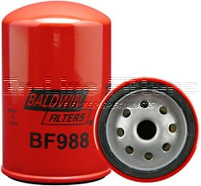 BALDWIN BF988 FILTER-Fuel(Spin On) - InLineFilters No FBW-BF988