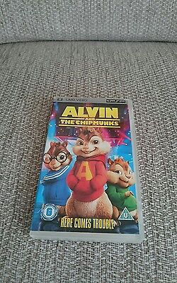 Alvin And The Chipmunks -*- Psp -*- Umd -*-