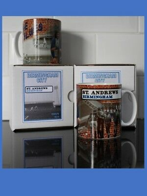Birmingham City St Andrews New Retro style mug