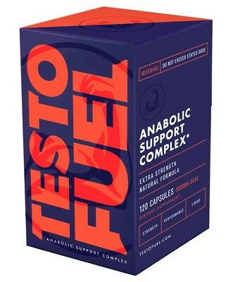 Testo Fuel Testosterone 120 Capsule Best Choise For You