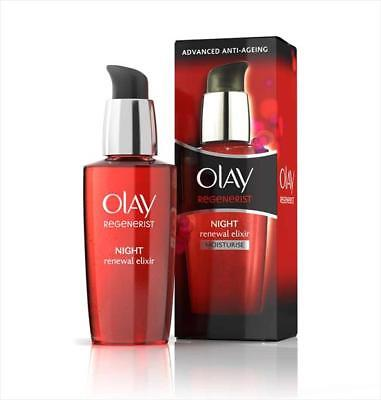 Olay Regenerist Night Renewal Elixir 50ml