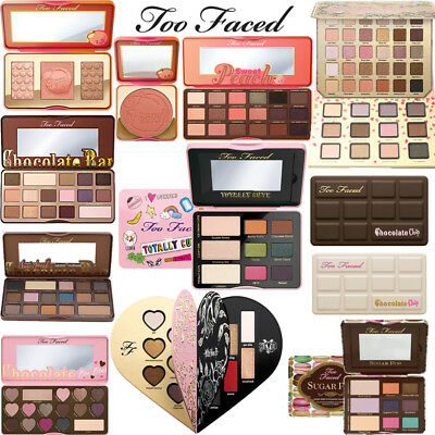 Makeup TOO FACED Series Of Products Sweet Peach Eyeshadow Blush High Light