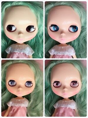 Blythe Doll Factory with Stall & Clothes
