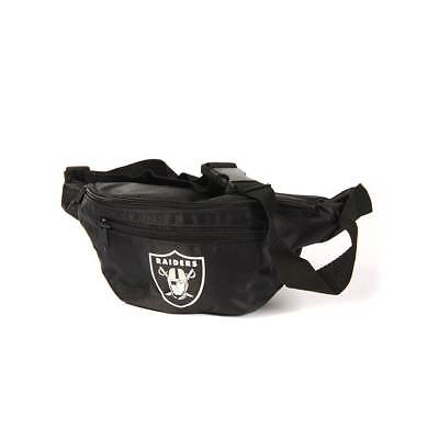 Forever Collectibles Oakland Raiders Black NFL Bauchtasche