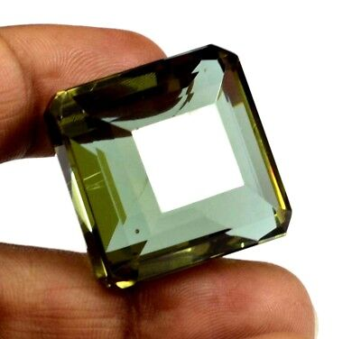 IGL Certified 105.25 Ct Charming Emerald Cut Color Changing Alexandrite Gems