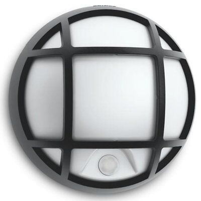 Philips myGarden Wall Light Outdoor Lamp with Motion Sensor Eagle Grid 173193016