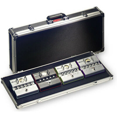 Stagg Effect Pedals ABS Case, For Electric Guitar, Foam Padding, 688x296x83mm