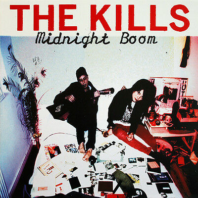 THE KILLS ~ MIDNIGHT BOOM ~ 180gsm VINYL LP PLUS MP3 CODE ~ *NEW AND SEALED*