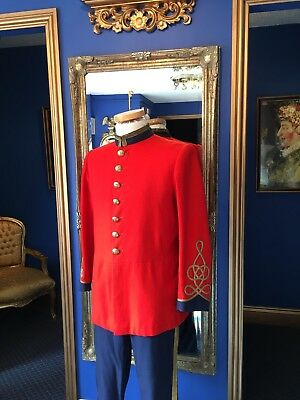 "Fantastic OrIginal English National Opera Uniform Gilbert & Sullivan's""Patience"""