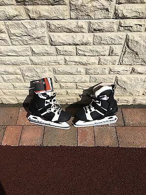 mens ice skates Oxelo size uk 9 new with tags