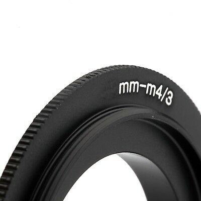 58mm Lens Macro Reverse Adapter Ring For Micro Four Thirds Camera