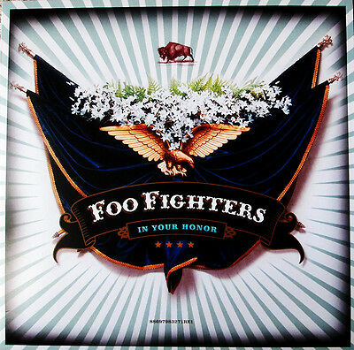 FOO FIGHTERS ~ IN YOUR HONOUR ~ 2 x VINYL LP plus MP3 DOWNLOAD ~ *NEW/SEALED*