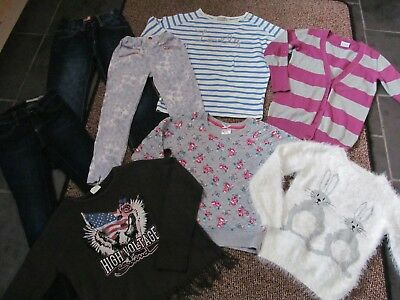 girls size 5-6 years clothing bundle, Ralph Lauren, Next, Funky Diva