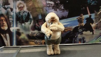 star wars vintage Droopy mc cool complete figurine complete