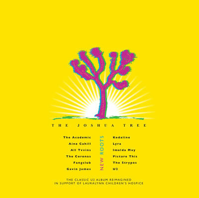 The Joshua Tree New Roots Cd - 2017 (U2, Picture This)