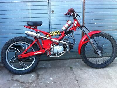motorcycle projects galore